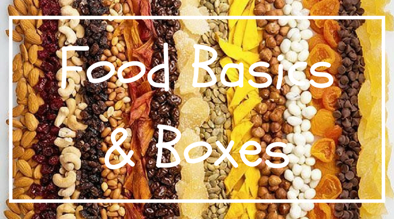 Food Basics & Boxes