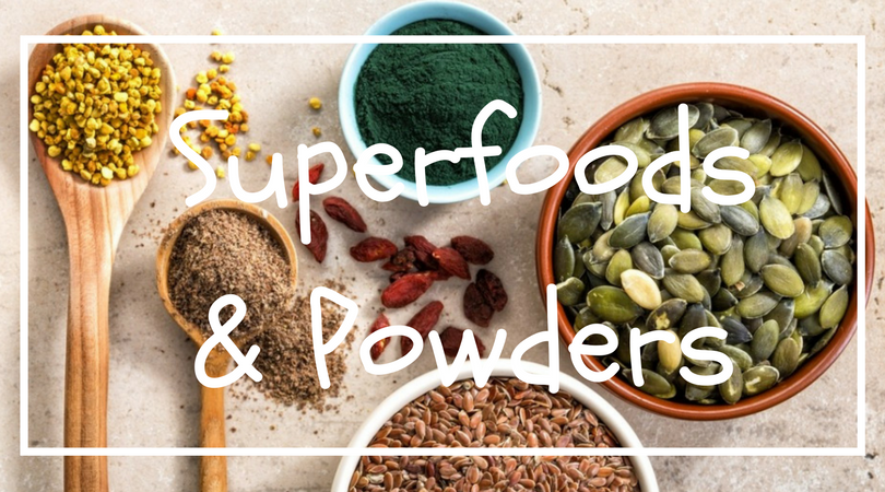 Super Foods & Powders