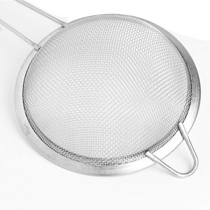 3 PCS Stainless Steel Fine Mesh Strainer