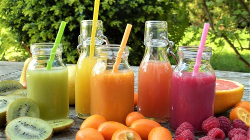 JUICING or BLENDING?