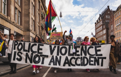 Police Violence Is Not an accident